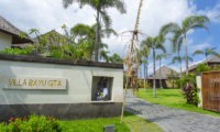Villa Bayu Gita Bayu Gita Beach Front Entrance | Sanur, Bali