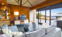 Villa Bayu Gita Bayu Gita Beach Front Living Area | Sanur, Bali