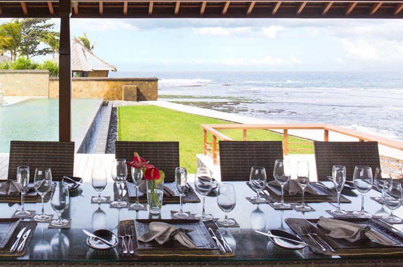Villa Bayu Gita Bayu Gita Beach Front Pool Side Dining | Sanur, Bali