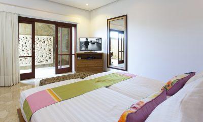 Villa Bayu Gita Bayu Gita Beach Front Bedroom with Twin Beds | Sanur, Bali
