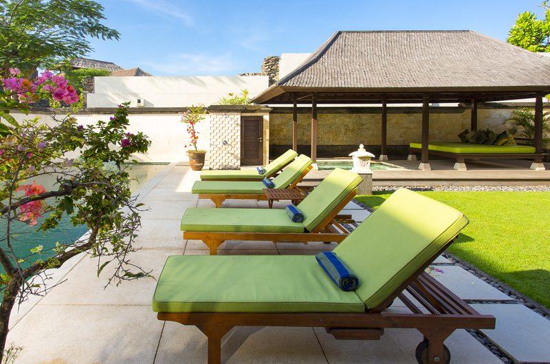 Villa Bayu Gita Bayu Gita Residence Reclining Sun Loungers | Sanur, Bali