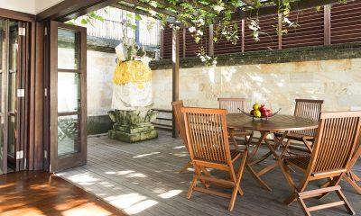 Villa Bayu Gita Bayu Gita Residence Outdoor Dining   Sanur, Bali