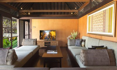 Villa Bayu Gita Bayu Gita Residence Living Area with TV   Sanur, Bali