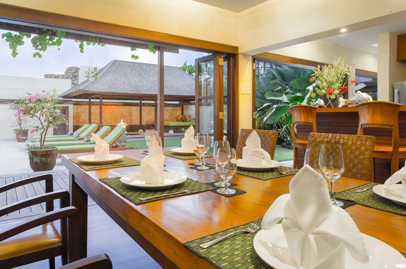 Villa Bayu Gita Bayu Gita Residence Dining Area | Sanur, Bali