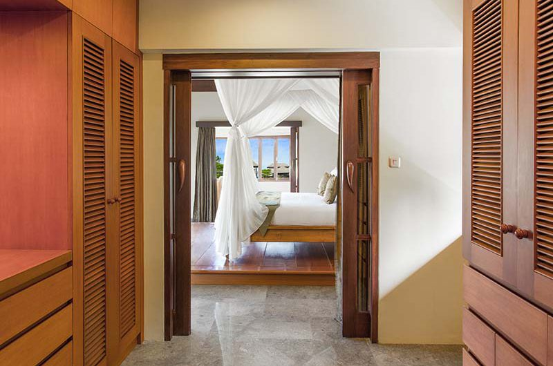 Villa Bayu Gita Bayu Gita Residence Bedroom with Walk-In Wardrobe | Sanur, Bali