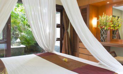 Villa Bayu Gita Bayu Gita Residence Bedroom View   Sanur, Bali