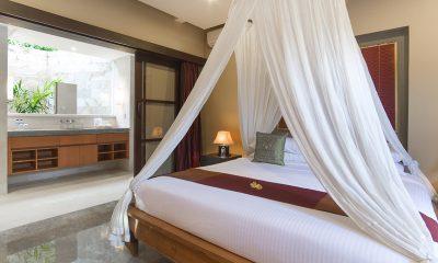 Villa Bayu Gita Bayu Gita Residence Bedroom and En-suite Bathroom   Sanur, Bali