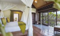 Villa Bayu Gita Bayu Gita Residence Bedroom with Garden View | Sanur, Bali