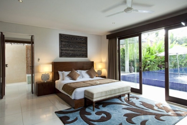 Villa CassaMia Bedroom | Jimbaran, Bali