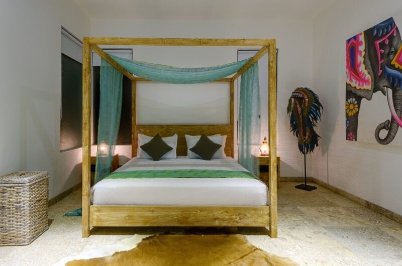 Villa Meiwenti Master Bedroom | Canggu, Bali