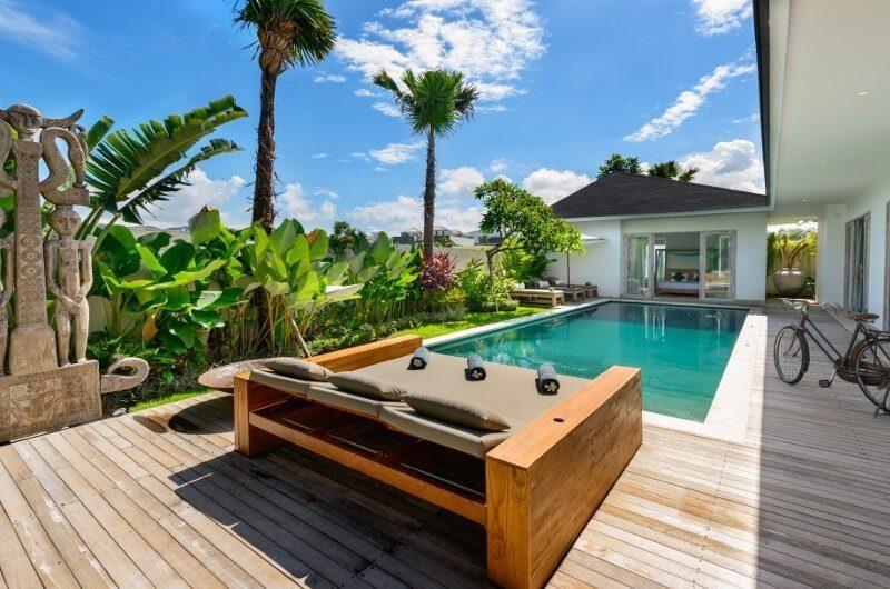 Villa Meiwenti Sun Deck | Canggu, Bali