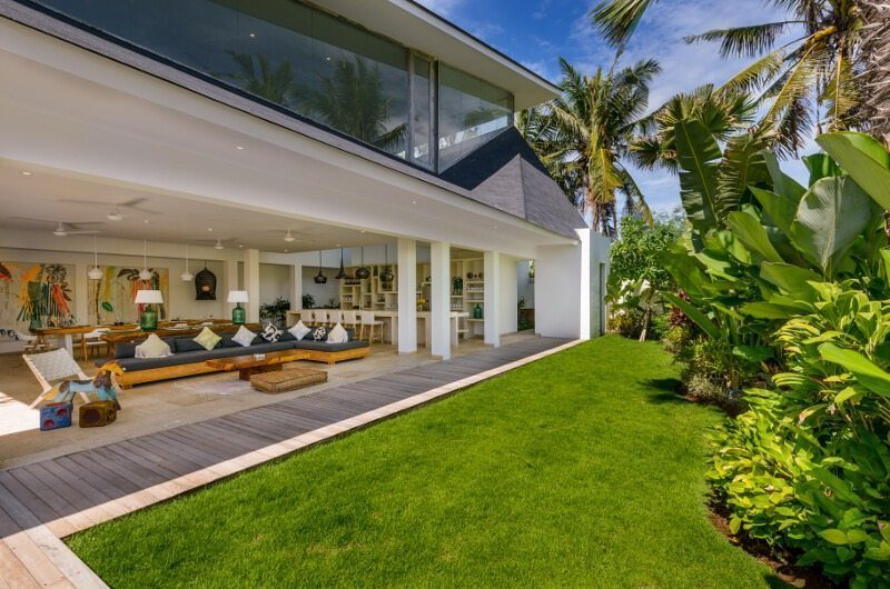 Villa Meiwenti Open Plan Living Area | Canggu, Bali