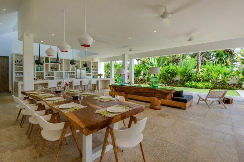 Villa Meiwenti Dining Area | Canggu, Bali