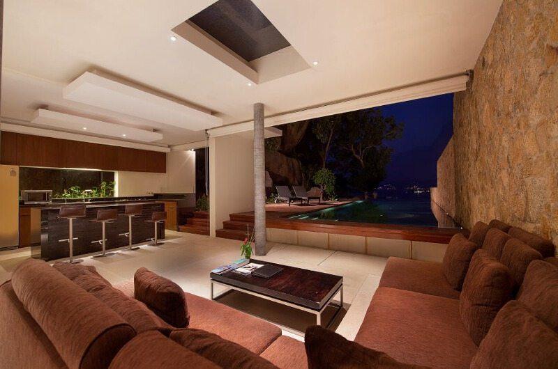 Samujana 11A Open Plan Living Area | Koh Samui, Thailand