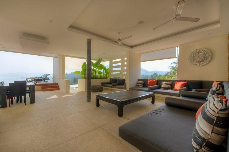 Samujana 11B Living Area | Koh Samui, Thailand