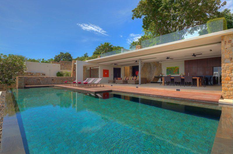 Samujana 15 Swimming Pool | Koh Samui, Thailand