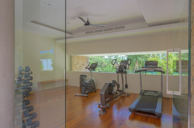 Samujana 22 Gym Equipments | Koh Samui, Thailand