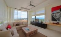 Samujana 26 Lounge Room | Koh Samui, Thailand