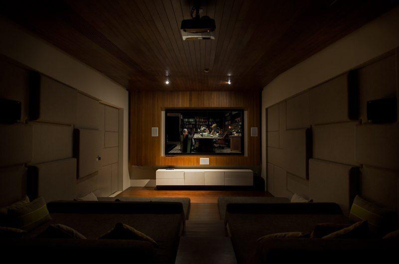Samujana 26 Cinema Room | Koh Samui, Thailand