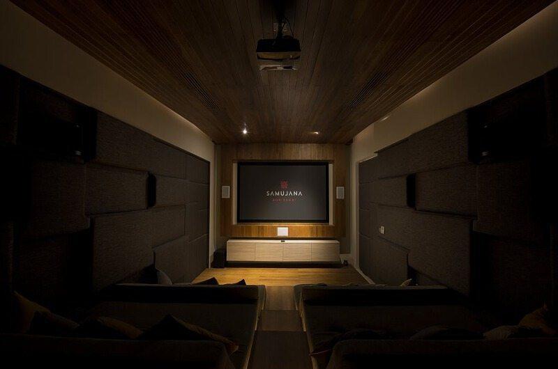 Samujana 28 Cinema Room | Koh Samui, Thailand