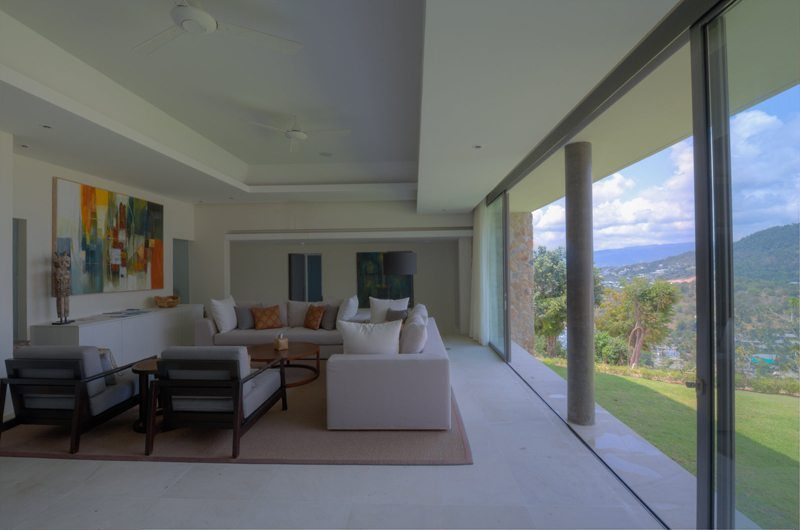 Samujana 30 Lounge Room | Koh Samui, Thailand