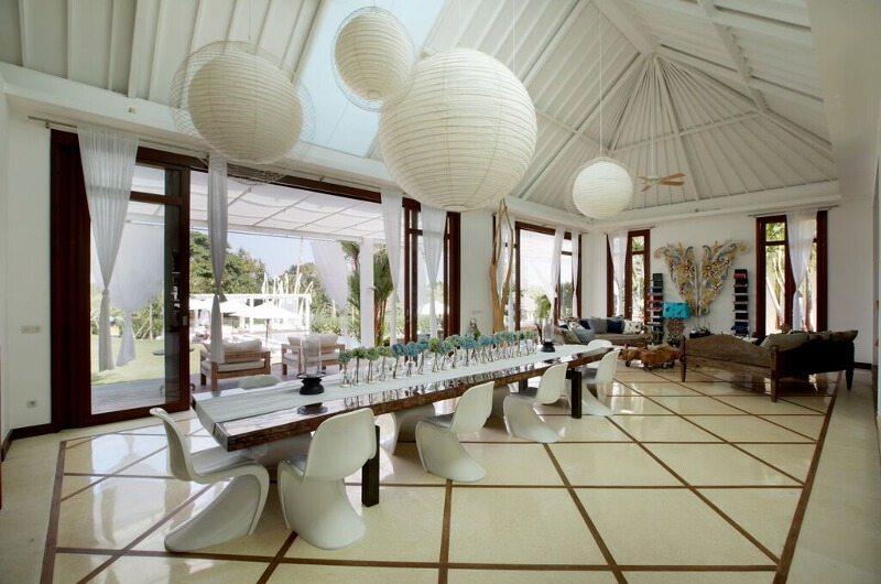 Pure Villa Bali Dining Room | Canggu, Bali
