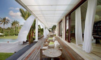 Pure Villa Bali Outdoor Seating | Canggu, Bali