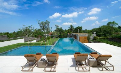 The Iman Villa Swimming Pool | Pererenan, Bali