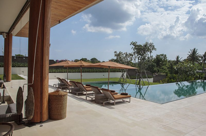 The Iman Villa Pool Side | Pererenan, Bali