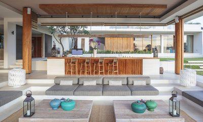 The Iman Villa Indoor Living Area   Pererenan, Bali