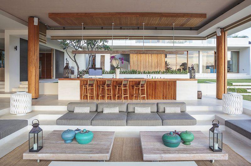 The Iman Villa Indoor Living Area | Pererenan, Bali