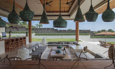 The Iman Villa Indoor Living and Dining Area | Pererenan, Bali