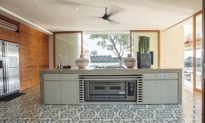 The Iman Villa Kitchen   Pererenan, Bali