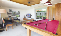 The Iman Villa Billiard Table | Pererenan, Bali
