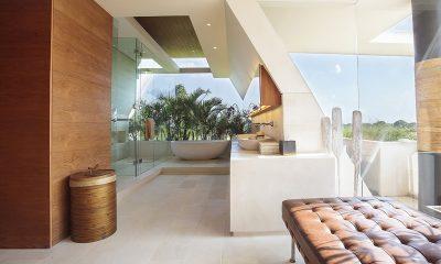 The Iman Villa En-suite Bathroom   Pererenan, Bali