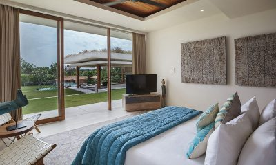 The Iman Villa Bedroom with Garden View   Pererenan, Bali