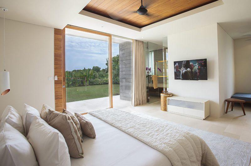 The Iman Villa Bedroom with TV | Pererenan, Bali