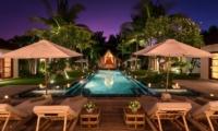 Villa Tiga Puluh Swimming Pool | Seminyak, Bali