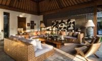 Villa Tiga Puluh Living Room | Seminyak, Bali