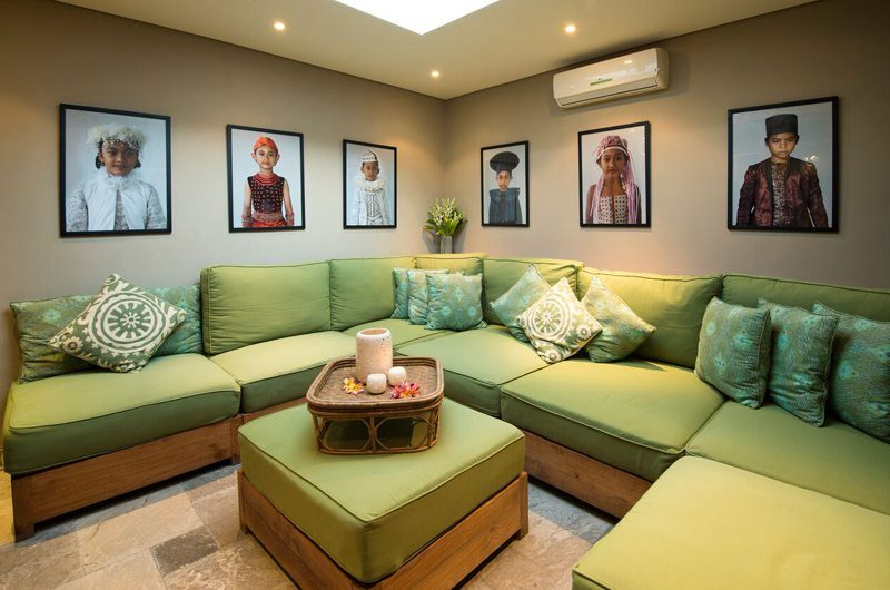 Villa Tiga Puluh Media Room | Seminyak, Bali