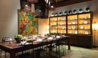 Villa Tiga Puluh Dining Area | Seminyak, Bali