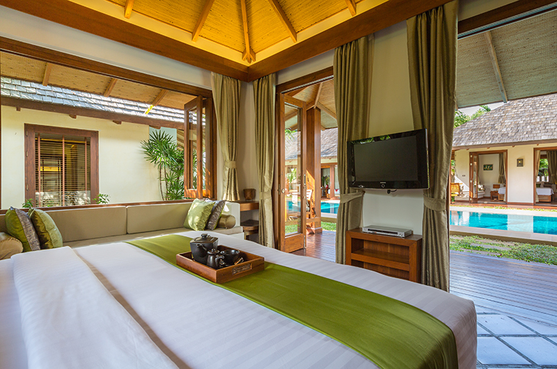 Baan Mika Bedroom One with Garden View | Choeng Mon, Koh Samui