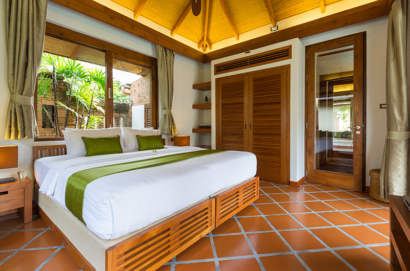 Baan Mika Spacious Bedroom One | Choeng Mon, Koh Samui