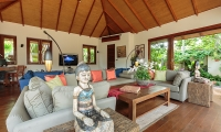 Baan Mika Living Room | Choeng Mon, Koh Samui