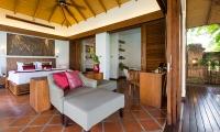 Baan Mika Spacious Bedroom Area | Choeng Mon, Koh Samui