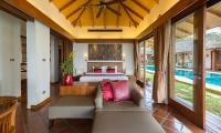 Baan Mika Bedroom with Garden View | Choeng Mon, Koh Samui
