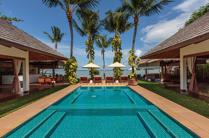 Baan Mika Pool Side | Choeng Mon, Koh Samui