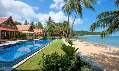 Baan Tawantok Estate Gardens and Pool | Lipa Noi, Koh Samui