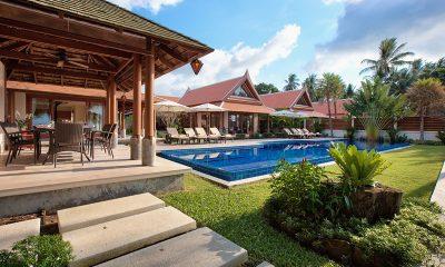 Baan Tawantok Estate Pool Side | Lipa Noi, Koh Samui
