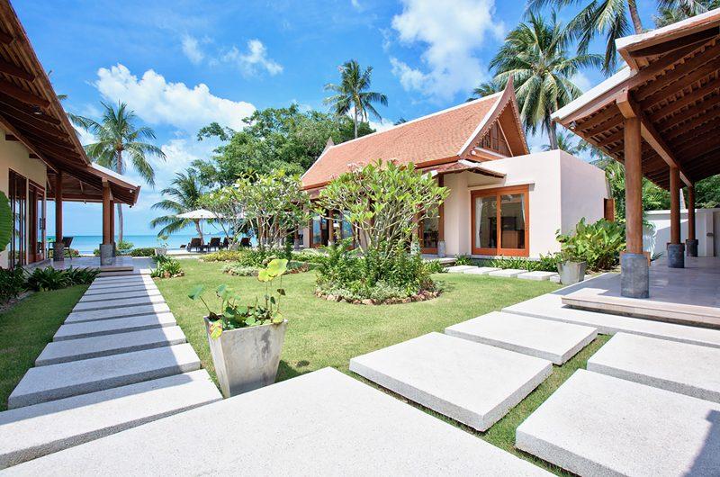 Baan Tawantok Estate Lawns | Lipa Noi, Koh Samui
